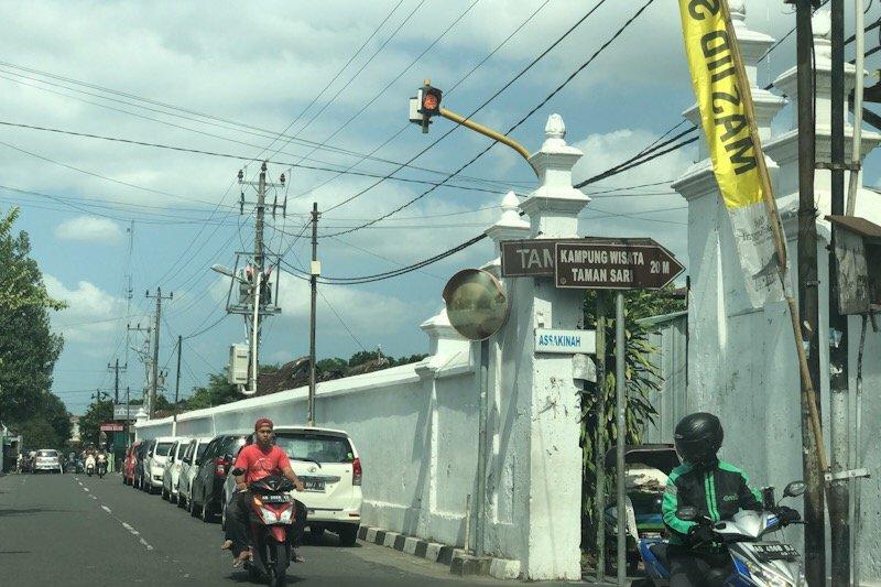 Yogyakarta menerapkan manajemen lalu lintas di sekitar lokasi wisata