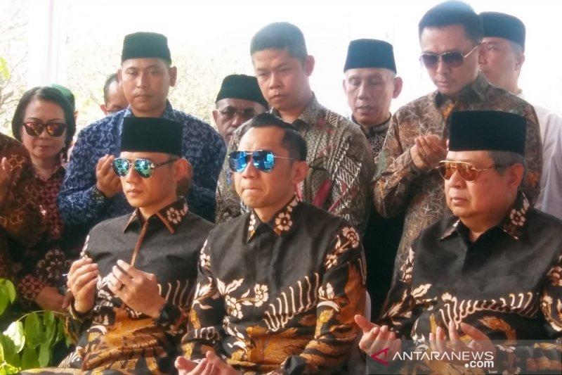 SBY ungkap obrolan terakhir dengan Ani Yudhyono