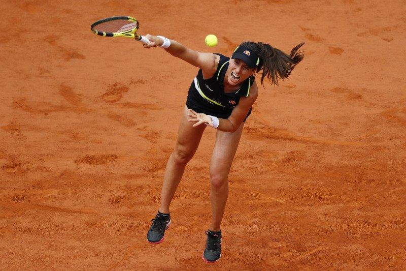 Johanna Konta mendukung wacana penggabungan ATP-WTA