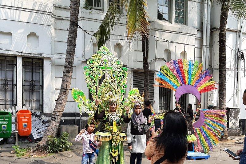 Jam buka museum di Kota Tua Jakarta diperpanjang