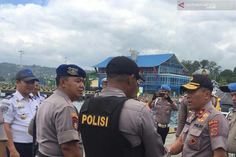 81 terduga pelaku bentrok Buton ditangkap