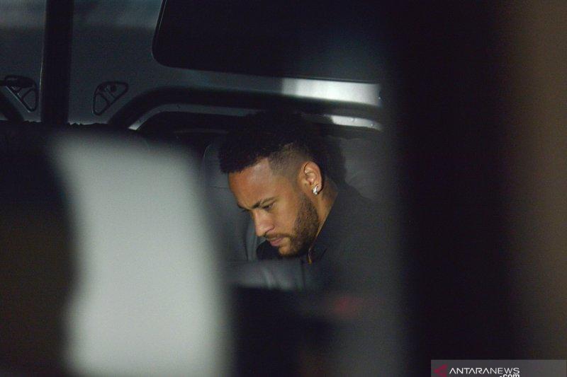 Neymar kangen Barca