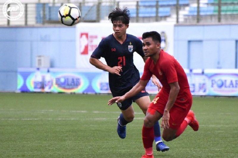 Indonesia hadapi Filipina memperebutkan  tempat ketiga Piala Merlion