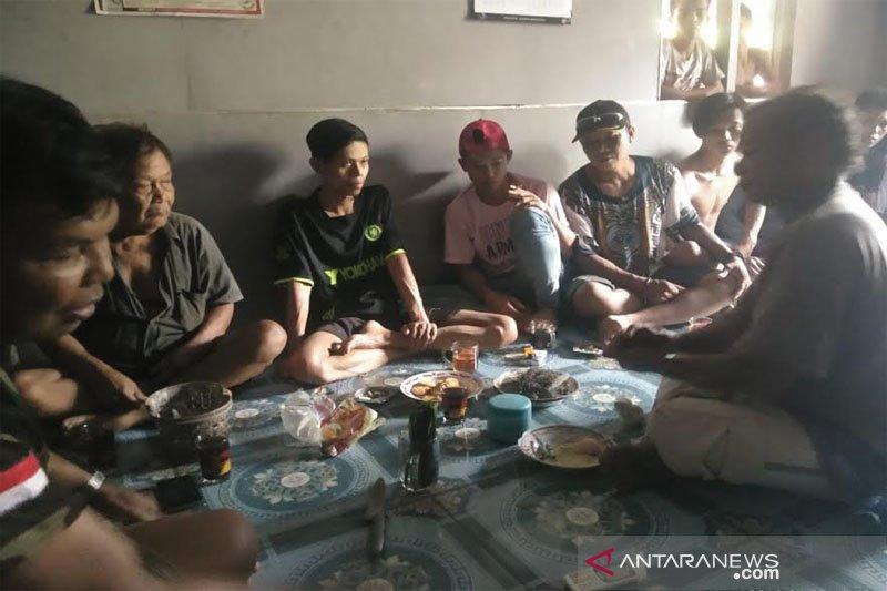 Sepekan hilang di Gunung Muro,  warga Palangka Raya  ditemukan masih hidup
