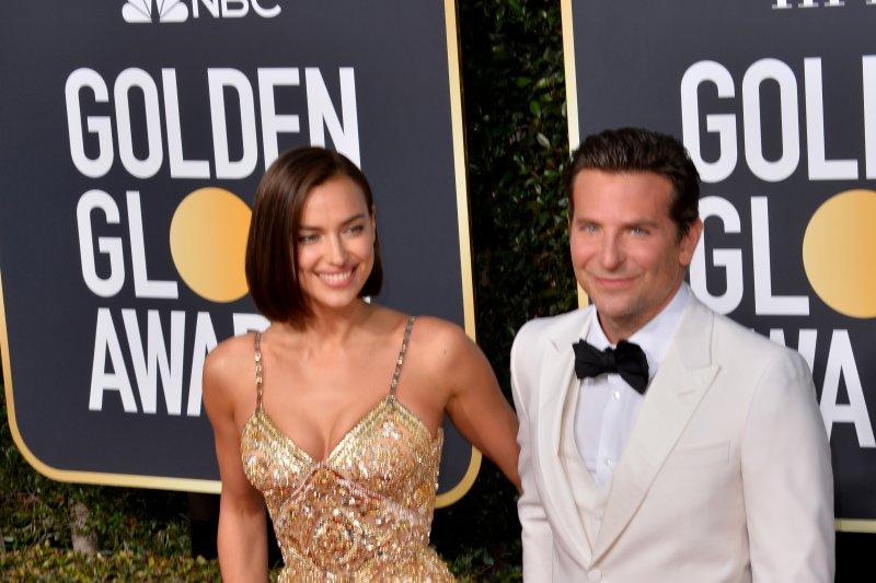 Hubungan Bradley Cooper dan Irina Shayk kandas