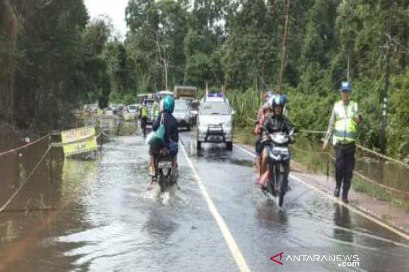 Hari terakhir libur Lebaran, jalur Sampit-Palangka Raya padat