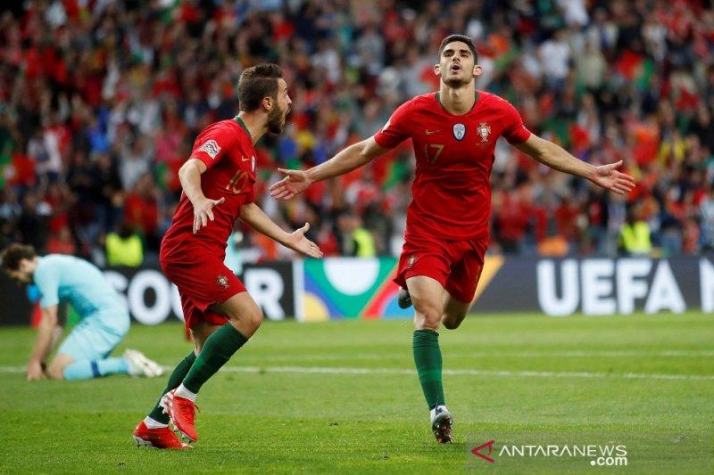 Portugal juarai UEFA Nations League