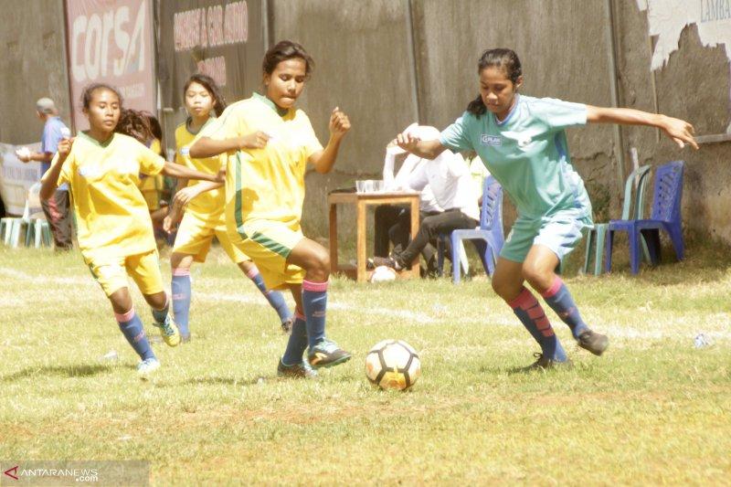PSSI-Plan gelar turnamen sepakbola putri di NTT