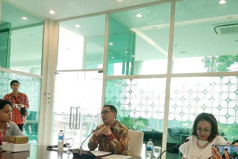 """Di DK PBB, Indonesia perkenalkan metode kerja """"Sofa Talk"""""""
