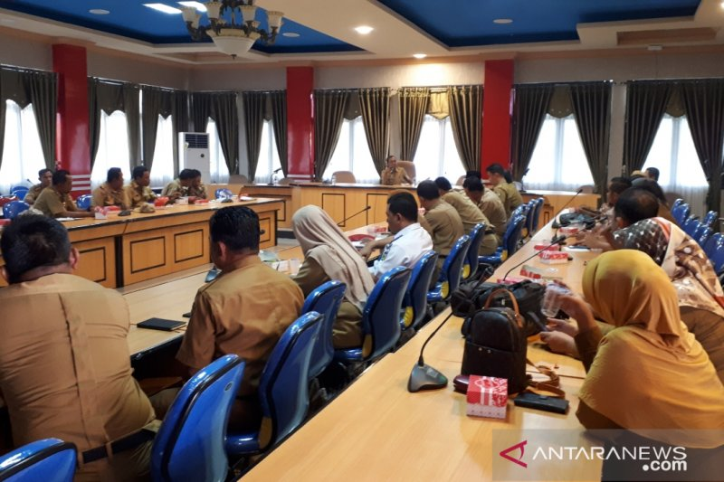 Wali Kota Palu imbau pelayanan cepat kepada pengungsi