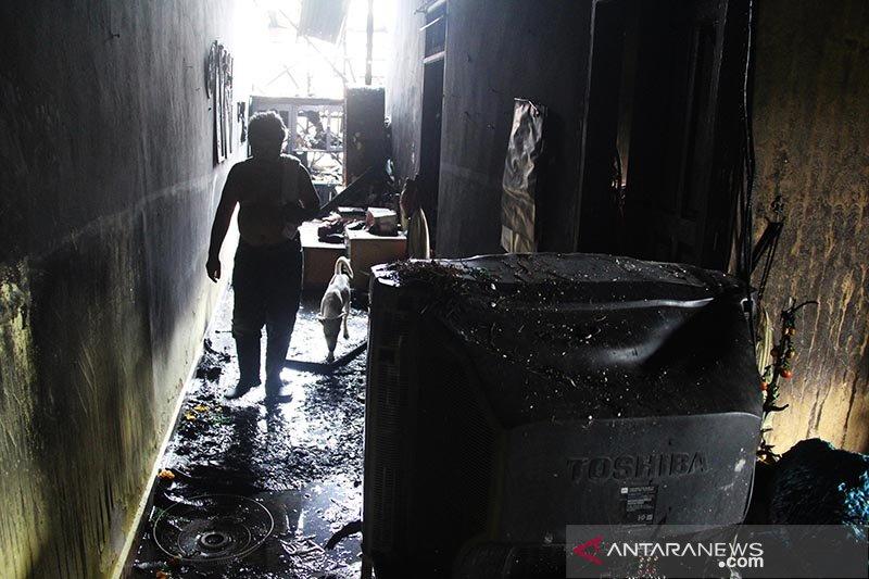 Begini dampak Kebakaran Rumah di Kota Dumai