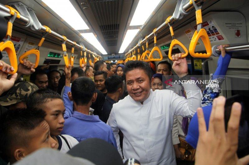Gubernur Sumsel minta ASN di jajaranya naik angkutan umum