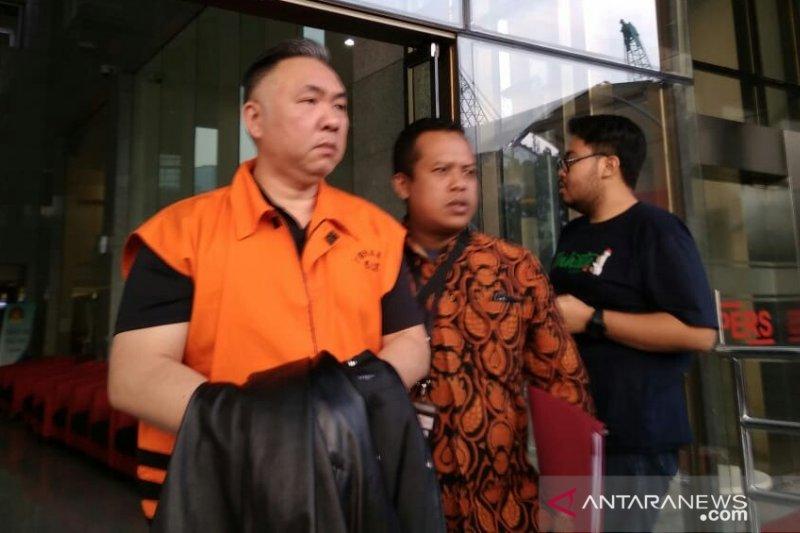 Penyuap mantan Bupati Lampung Tengah ditahan KPK
