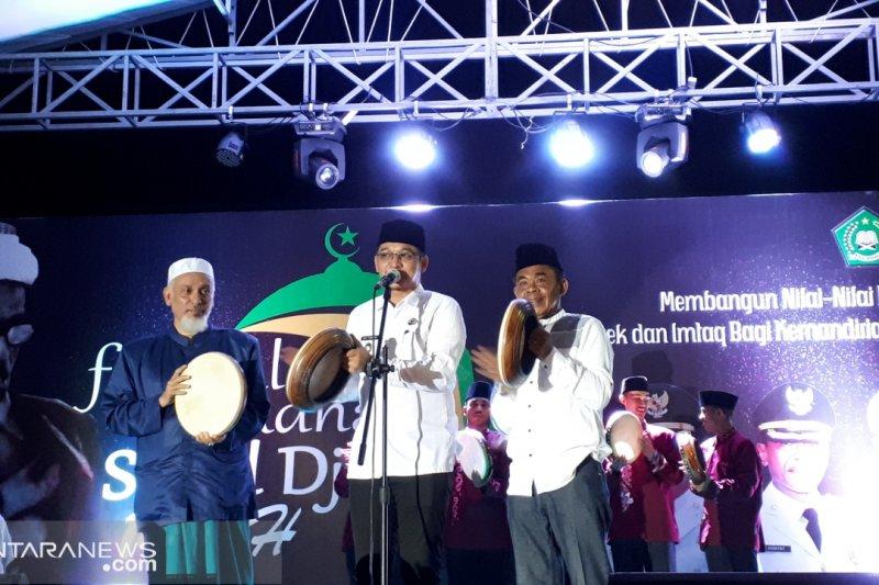 Festival Raudhah diharapkan angkat Palu di kancah nasional