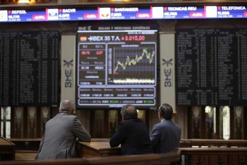 Indeks IBEX 35 Spanyol terdongkrak 0,83 persen
