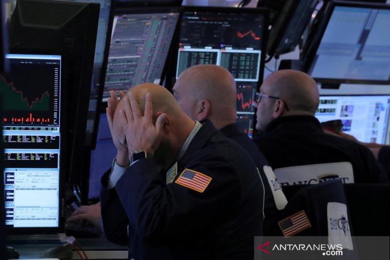 Saham-saham di Wall Street reli ditopang harapan stimulus ekonomi global