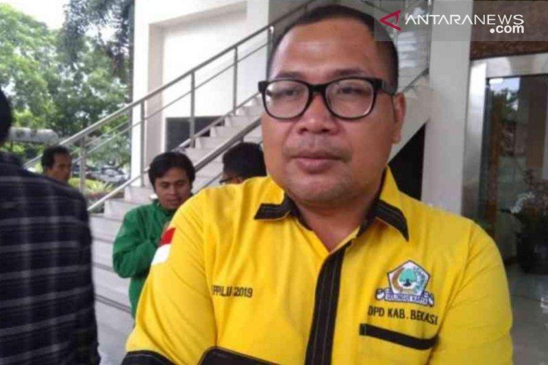 Golkar Bekasi tolak wakil bupati birokrat