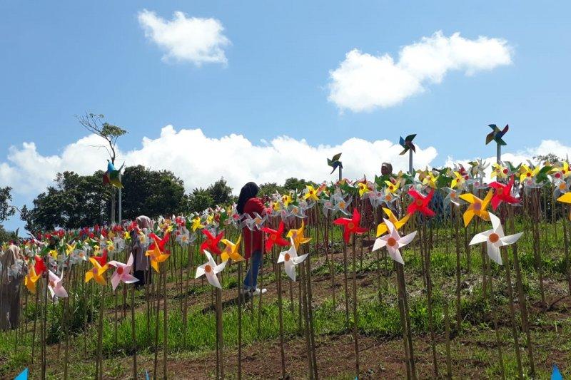 Taman Kitiran QTC 1000 Kincir Angin destinasi wisata baru di Kota Solok