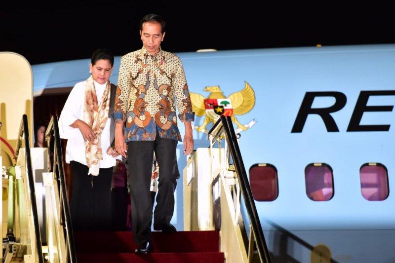 Presiden Jokowi kunjungan kerja ke  Bali