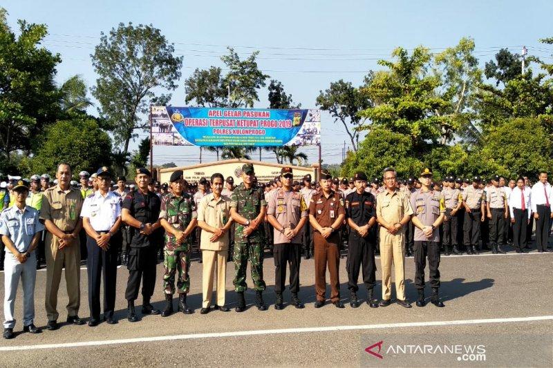 Angka kecelakaan lalu lintas selama operasi ketupat di Kulon Progo naik
