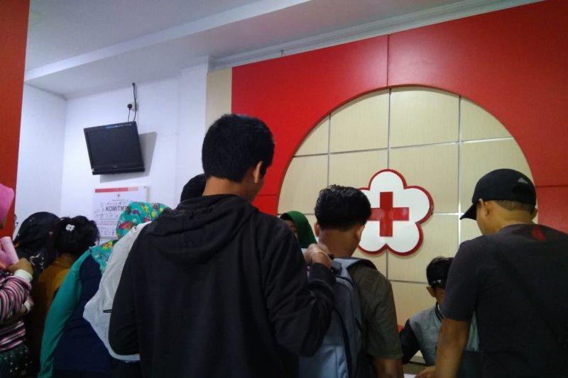 PMI Makassar kekurangan stok darah pasca Lebaran