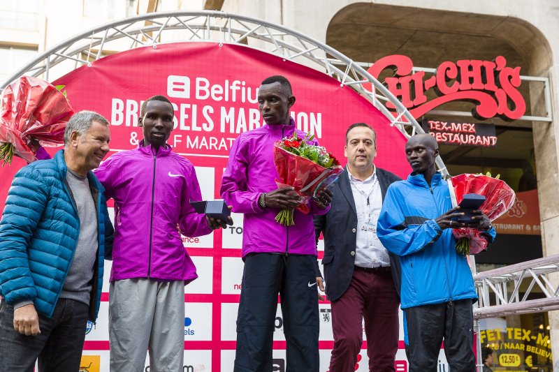 Konsumsi zat racun tikus, pelari Kenya diskors sembilan bulan