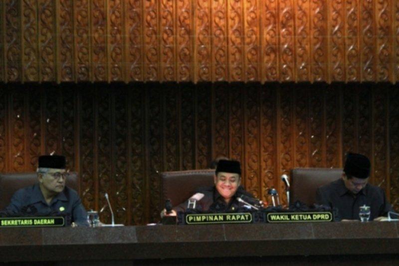 Perda Ketenagalistrikan inisiatif DPRD Jateng disahkan