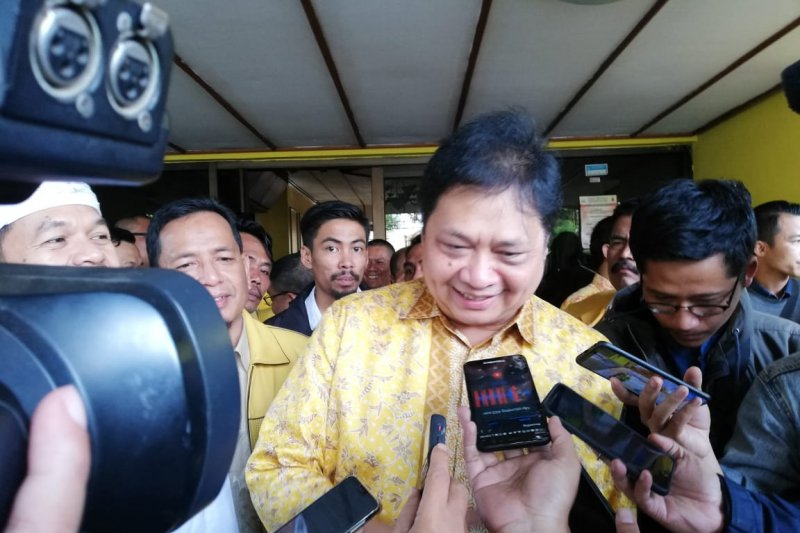 Dukungan Golkar Jabar ke Airlangga sudah final