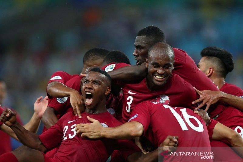 Qatar raih hasil positif di Copa America 2019