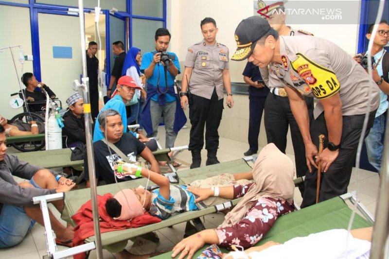 Penyebab kecelakan maut di Cipali akibat sopir diserang