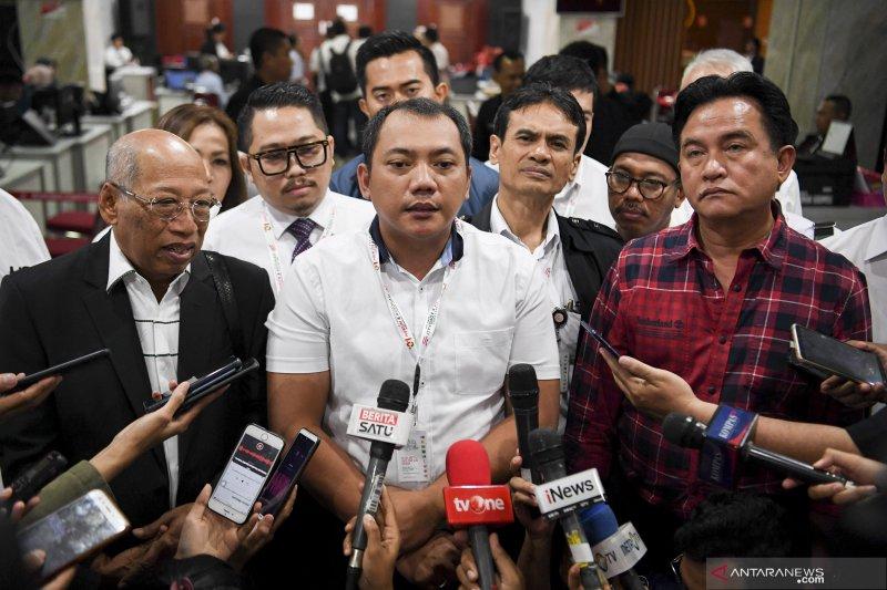 Sidang MK - Kuasa hukum: Jokowi selalu cuti saat kampanye