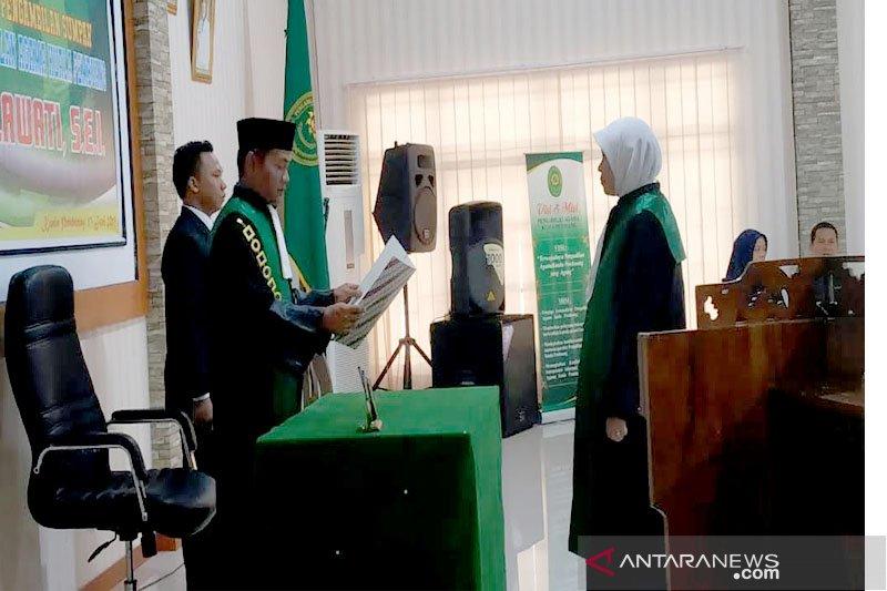 Penambahan personel diharapkan mampu memacu kinerja PA Kuala Pembuang
