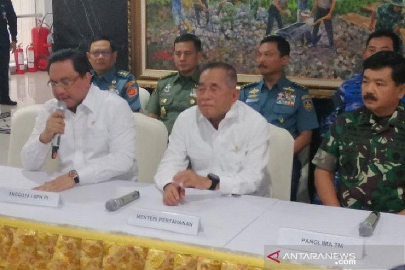 BPK usulkan pembentukan program Wajib militer kepada Kementerian Pertahanan