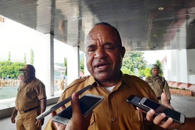 Pemerintah Papua berencana razia ASN di pusat-pusat perbelanjaan