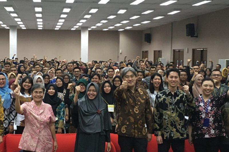 Indonesia mengirim 338 calon perawat ke Jepang