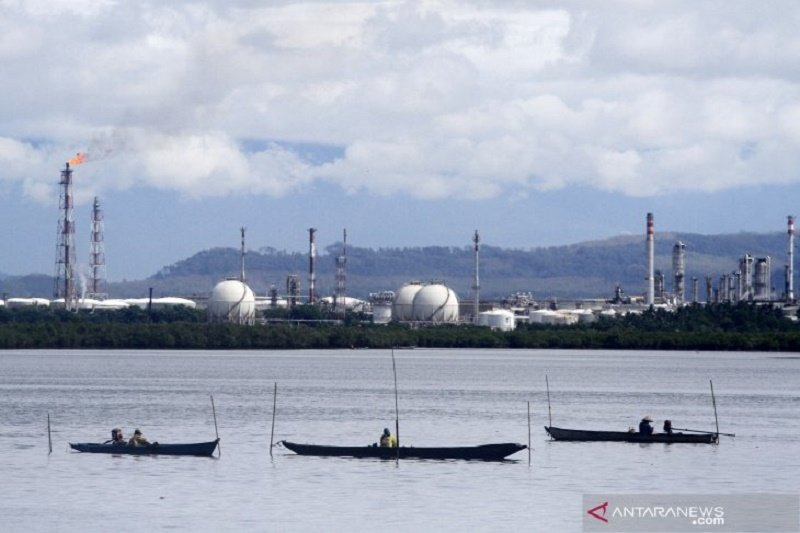 Sri Mulyani: Pandemi COVID-19 pukul industri migas