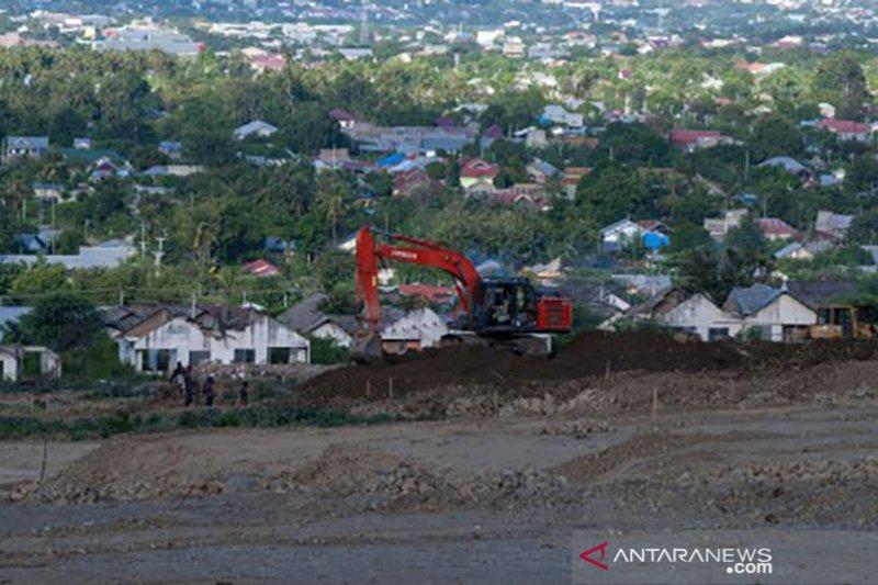 Pembangunan Huntap terkendala pembebasan lahan