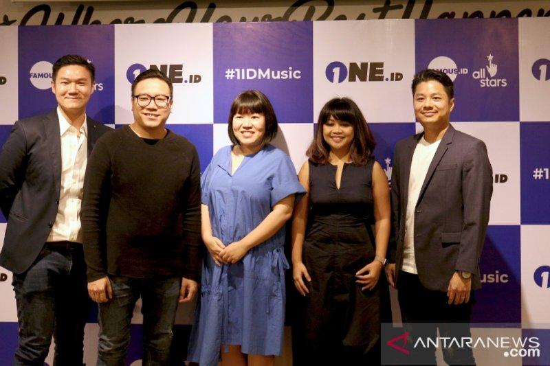 """1ID Music ajang mencari bakat """"boy band"""" dibuka di Jakarta"""