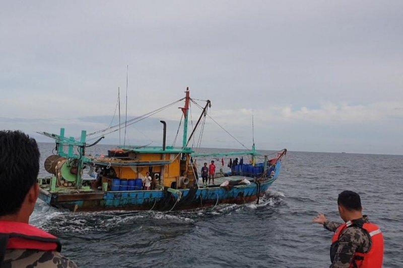 KKP kembali tangkap kapal ilegal Malaysia