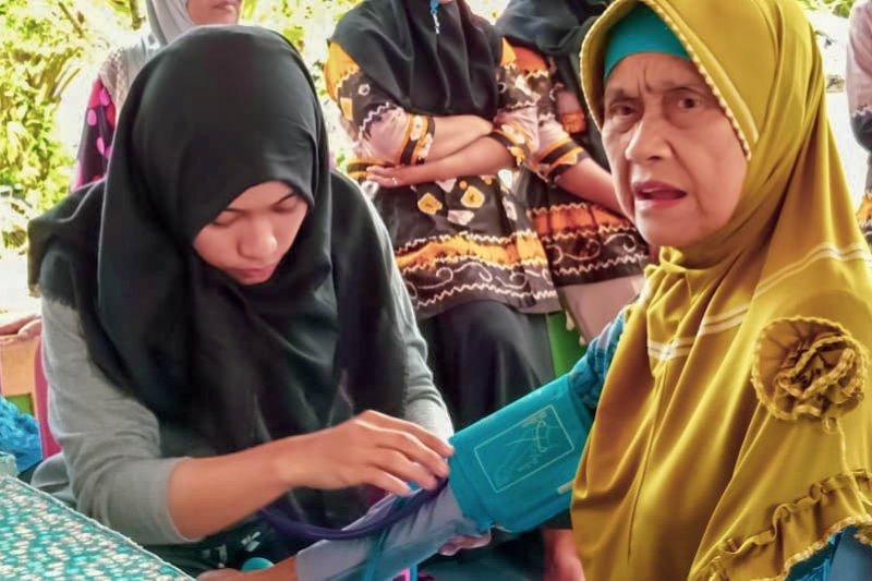 ACT-MRI memastikan kesehatan korban banjir Tanah Bumbu terjaga