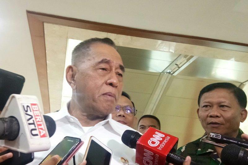 Menhan Ryamizard: Indonesia belum perlu terapkan wajib militer