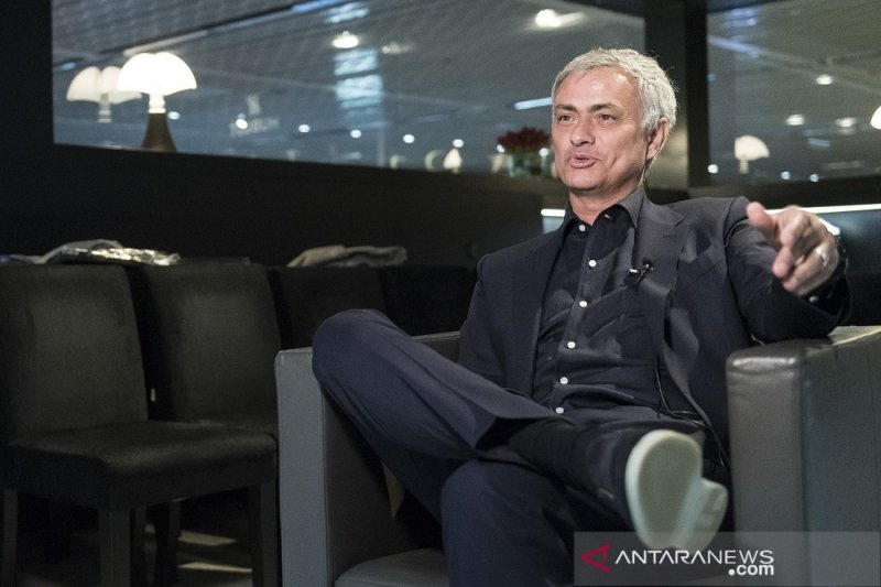 Real Madrid sudah kontak Mourinho