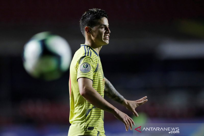 Kolombia lolos ke perempat final Copa Amerika 2019