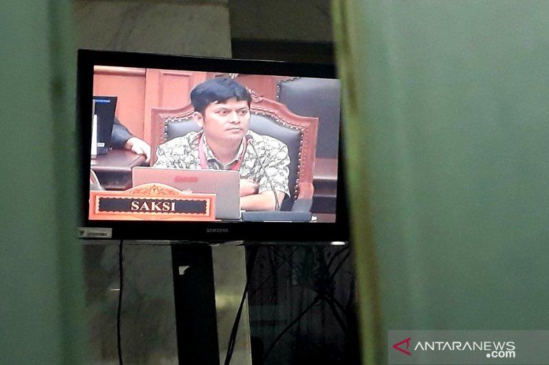 Saksi Prabowo ungkap pelatihan saksi TKN ajarkan kecurangan di sidang MK
