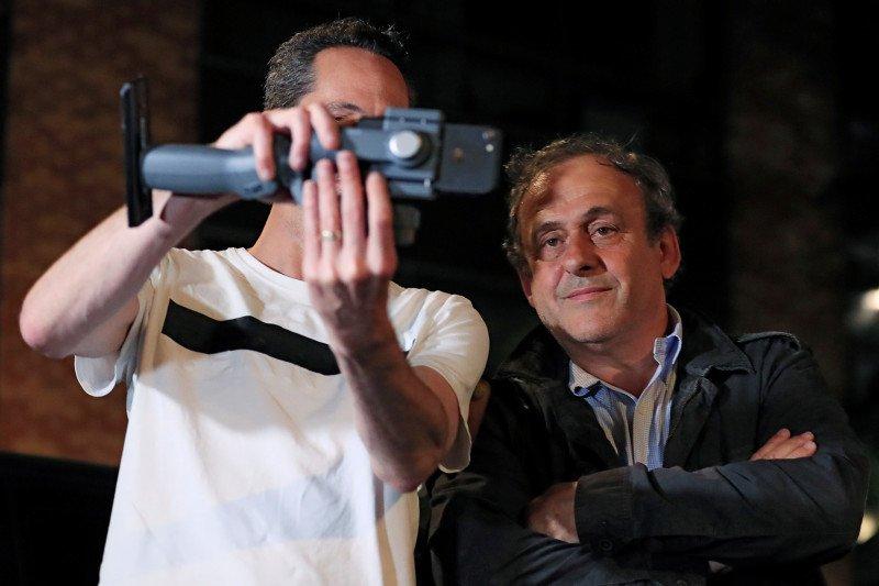 Platini hadapi sidang kasus FIFA pekan depan