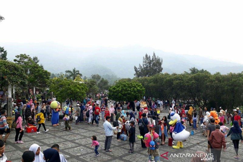 Selama libur lebaran 2019, sektor wisata dongkrak PAD Cianjur