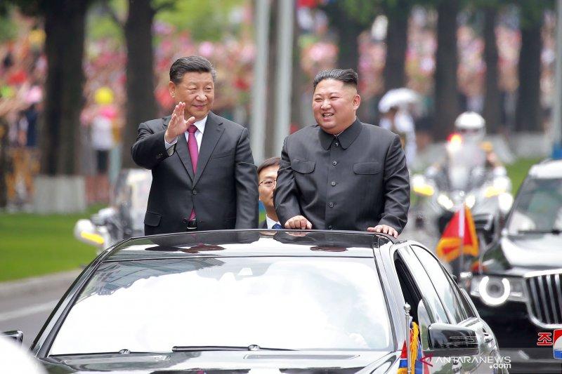 Korut dukung China terapkan UU keamanan di Hong Kong