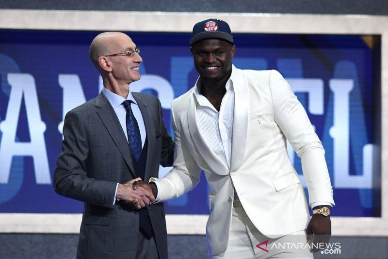 Williamson resmi menjadi rekrutan pertama NBA
