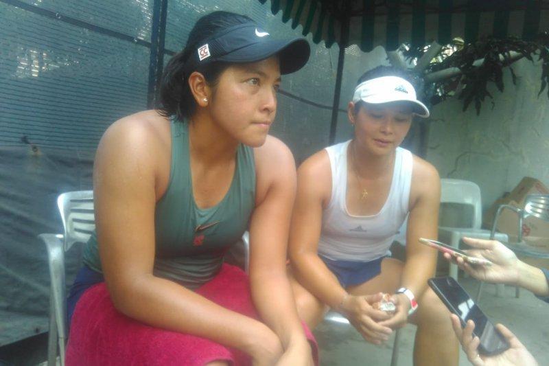 Pasangan Jessy/Beatrice terhenti di putaran pertama turnamen City Open