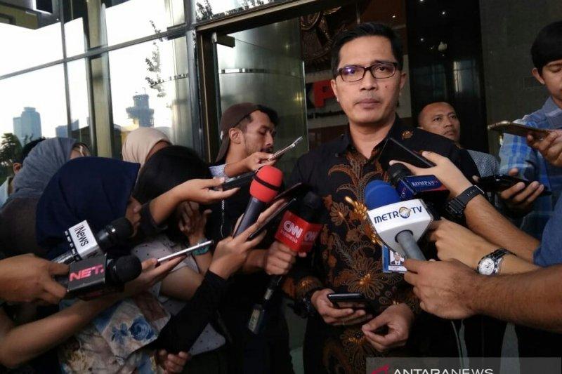 KPK: Wali Kota Dumai diperiksa sebagai tersangka kasus DAK